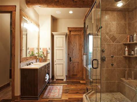 colorado bathrooms cottage full bathroom with hardwood floors undermount