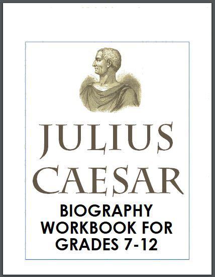 Julius Caesar Biography For Students   1108 best social studies images on pinterest social
