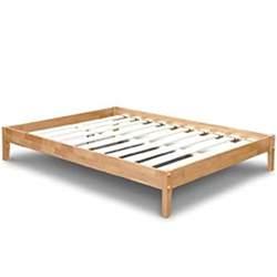 Best Mattress For Platform Bed Best Price Mattress Solid Hardwood Platform Bed Bed Frame