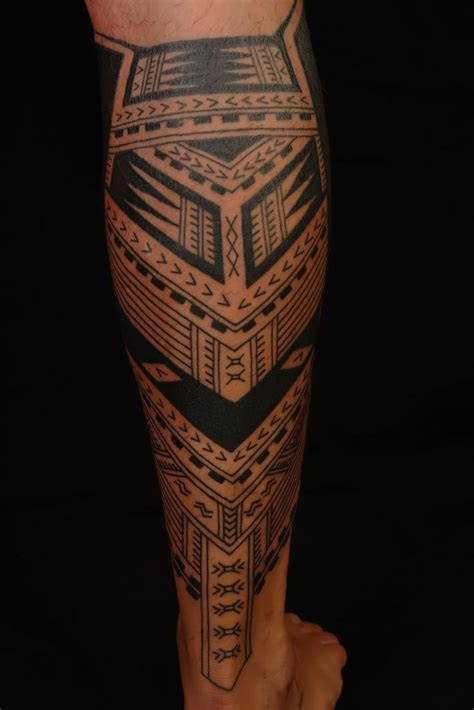 leg tattoos men 25 best ideas about polynesian meanings on