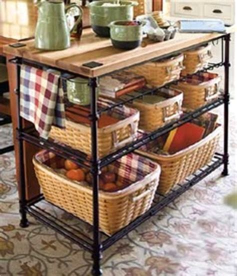 forged iron kitchen island moose at lake hanging pot rack amazon com three tier hanging wire basket world market