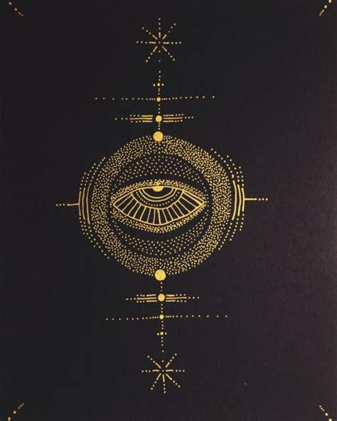 Penabranca Sacred Geometry Illuminated Eye Esoteric Mysterious Sacred Geometry Designs