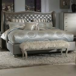 swank graphite king bed contemporary beds