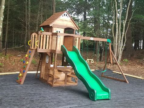 swing sets massachusetts playset assembler swing set installer kingston ma