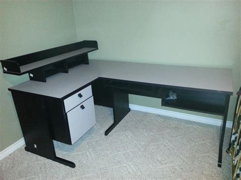 Corner Desk With Extension Nexera 601936 Next Corner Corner Desk With Extension