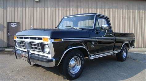 1976 Ford F100 by 1976 Ford F100 T142 Chicago 2013