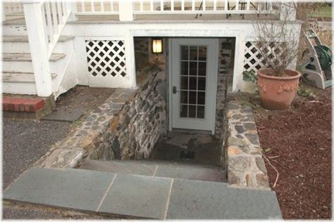 walk up basement diy walkout basement door walkway walkout basement