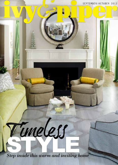 ivy and piper online magazine march 2012 home decor ivy new issues emma blomfield interior stylist sydney