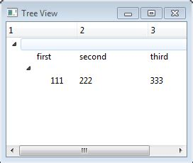 qtreeview tutorial py in my eye qt 4 8 model view tutorial part 6