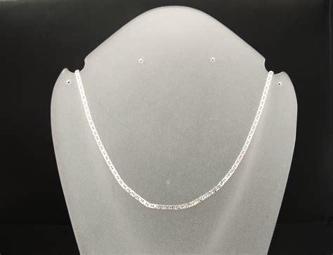 cadenas modelo gucci cadena tejido gucci de 3mm de ancho en plata 0 925 vv4