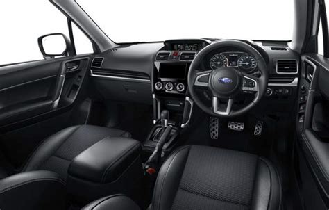 subaru forester 2018 interior 2018 subaru forester release date colors us suv reviews