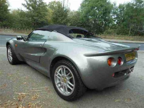 convertible lotus lotus 1999 elise elise 2dr 2 door convertible car for sale