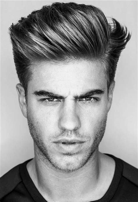 different quiffs for boys top 100 best medium haircuts for men most versatile length