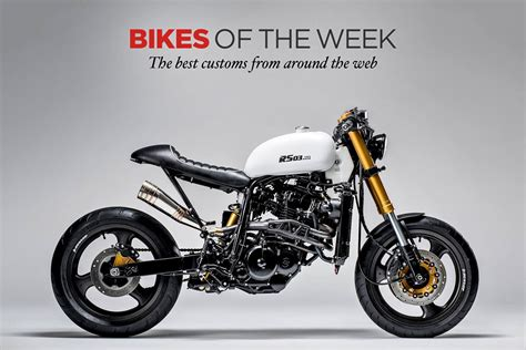 Custom Bike caf 201 racer 76 custom bikes of the week