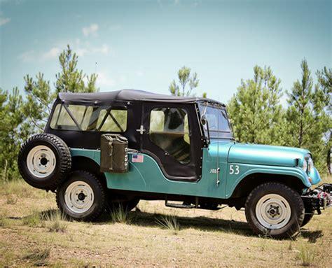 jeep model history jeep cj jeep cj 6 back to the portfolio history another
