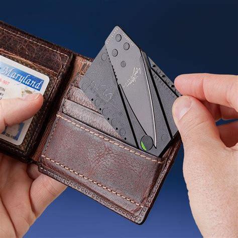 credit card pocket knife cardsharp 2 credit card pocket knife gadgetsin