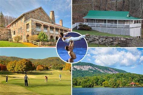 resort where dirty dancing was filmed where was dirty dancing filmed as the iconic movie turns