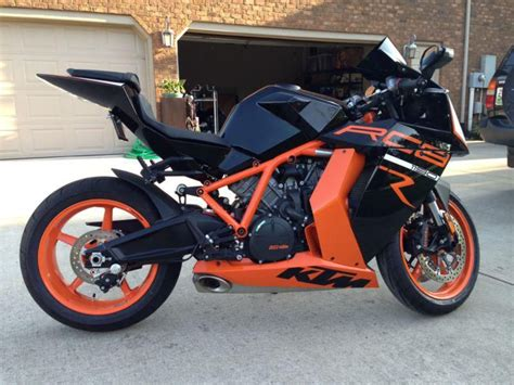 Ktm Rc8r For Sale Ktm 1190 Rc8 R Bike For Sale On 2040 Motos