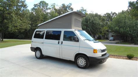 1994 volkswagen eurovan cv standard cargo van 3 door 2 5l for sale in crossville tennessee