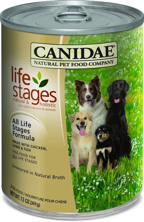 canned puppy food canidae stages all stages formula canned food 13 oz happy cafe