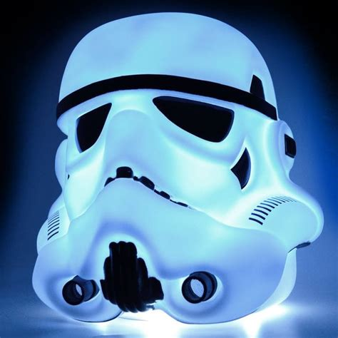 Topeng Wars Strom Troopers With Light wars l stormtrooper helmet find me a gift