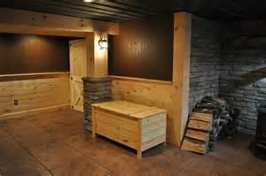 rustic finished basement ideas finished basements rustic basement