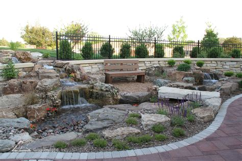Aquascape Construction by Sustainable Water Features Aquascape Construction