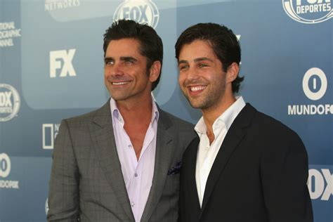 josh peck and john stamos josh peck and john stamos photos photos 2015 fox