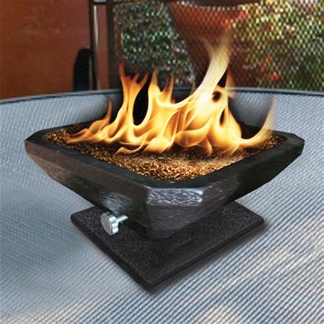 Table Top Firepit C 225 Pri Square Table Top Gas Outdoor Pit