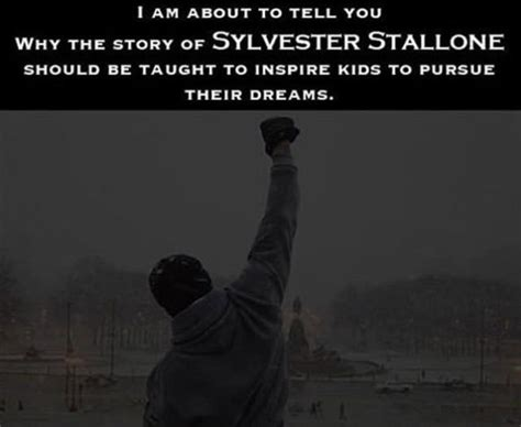 7 Rags To Riches Stories by Sylvester Stallone S Real Rags To Riches Story