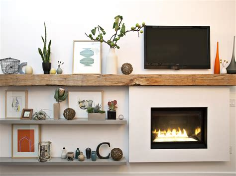 modern fireplace mantel 15 ideas for decorating your mantel year round hgtv s