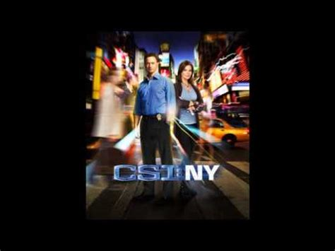 theme song csi new york csi new york theme song and full song youtube