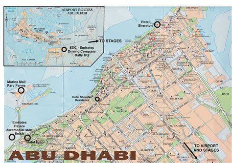 map abu dhabi and dubai abu dhabi map map