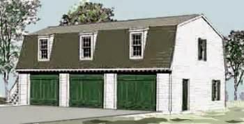 Gambrel Roof Garage Plans by Gambrel Roof Garage Plans Garage Plans Blog Behm