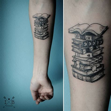 tattoo books books stack by irene bogachuk ib tattooing