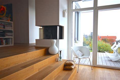 Anbau An Altbau by Altbau Mit Modernem Anbau Eklektisch Wohnbereich