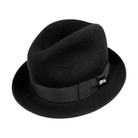 black hat black fedora hats tag hats