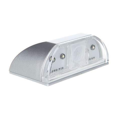 Motion Sensor Front Door Light Imonic 2x Auto Pir Door Keyhole Motion Sensor Detector Led Light L Silver In Led Bulbs