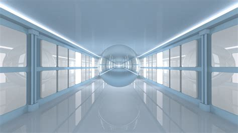 Futuristic Home Interior by 3d Corporate Background By Grga Videohive