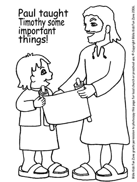coloring pages for sunday school teachers 12 best timothy is called images on pinterest bible