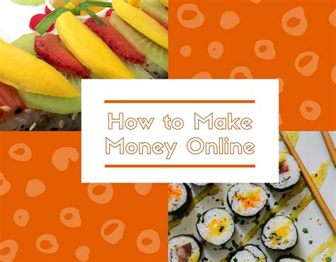 How To Make Money On Online - how to make money online guide for how to make money online