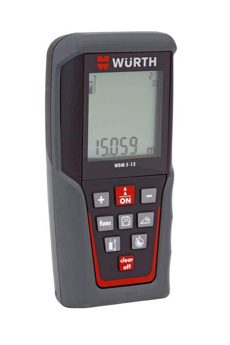 Wurth Wdm 5 12 Meteran Laser Distance Meter 80 Meter Lawan Leica X310 laser range finder wdm 5 12