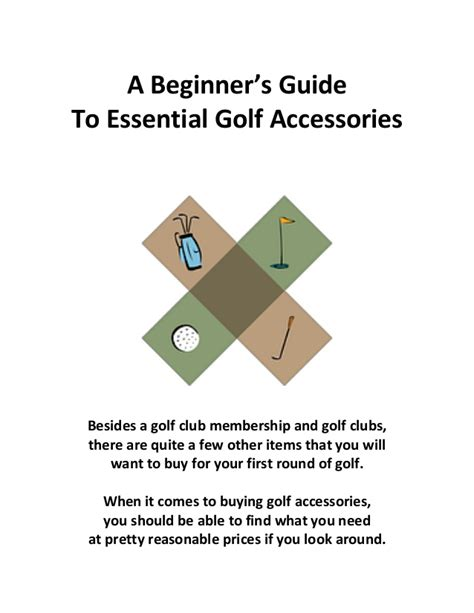 how to play golf for beginners a guide to learn the golf etiquette clubs balls types of play a practice schedule books a beginners guide to essential golf accessories