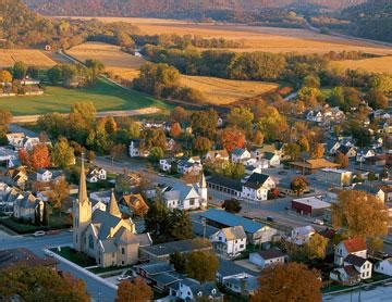 fall   root river valley midwest living