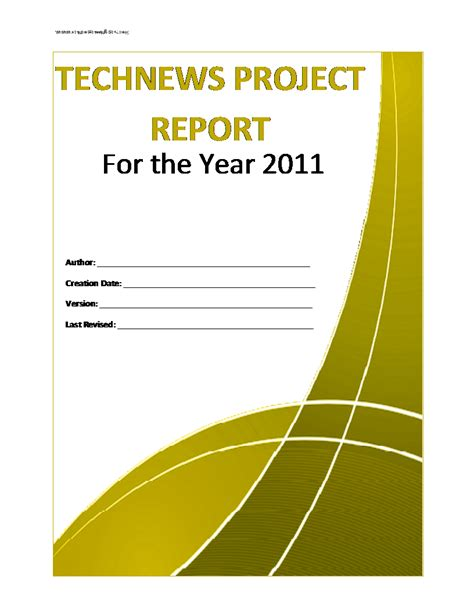 Windows Templates Reports Free Project Report Template Free Formats Excel Word