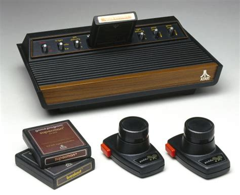 atari console the 50 most influential gadgets of all time