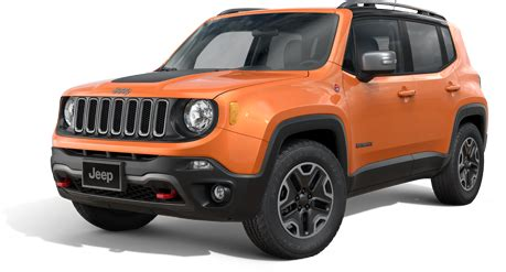 jeep renegade orange 2015 jeep renegade have we met before thoughts