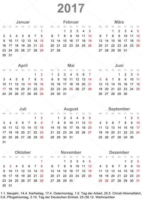 Calendã Dezembro De 2017 2017 Calendar Germany