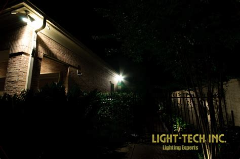 Landscape Lighting Inc Landscape 12 Light Tech Inc Electrical Contractor And