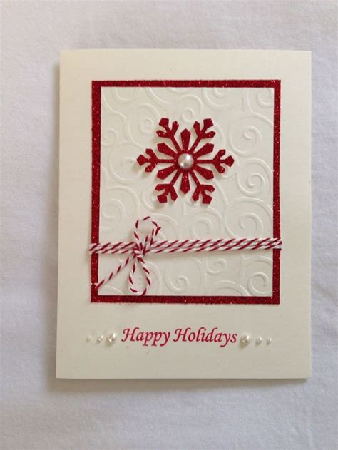 card ideas hand crafted christmas cards find craft ideas
